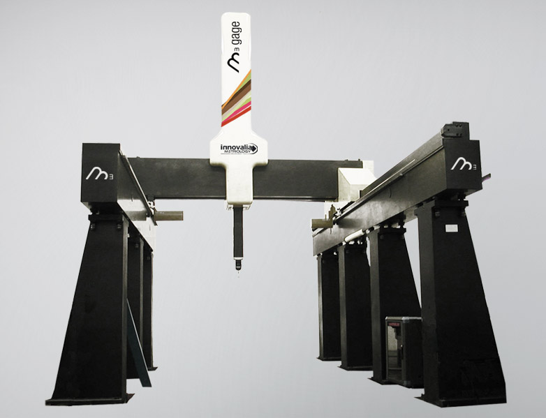 Sistema Gantry CMM Sky Plus