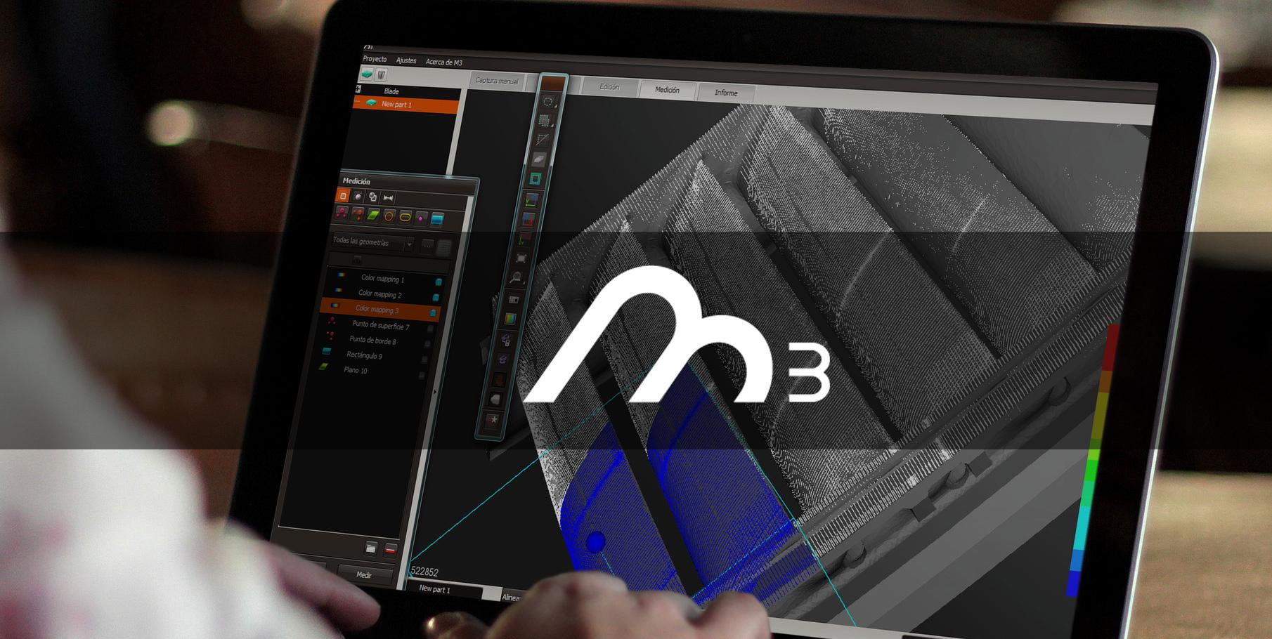 Metrology-software-M3